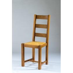 Chaise LUBERON en bois classique
