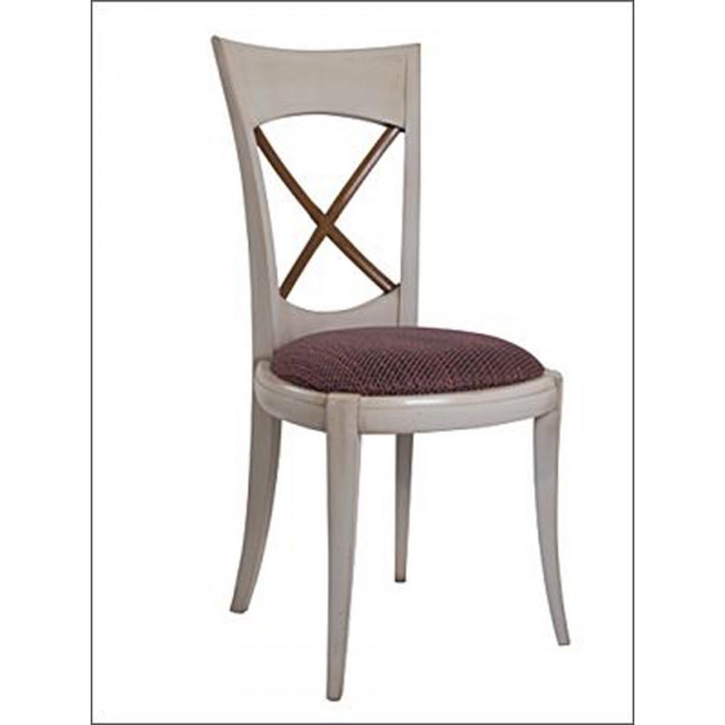 chaise denia louis philippe en bois de h tre meubles jamet. Black Bedroom Furniture Sets. Home Design Ideas