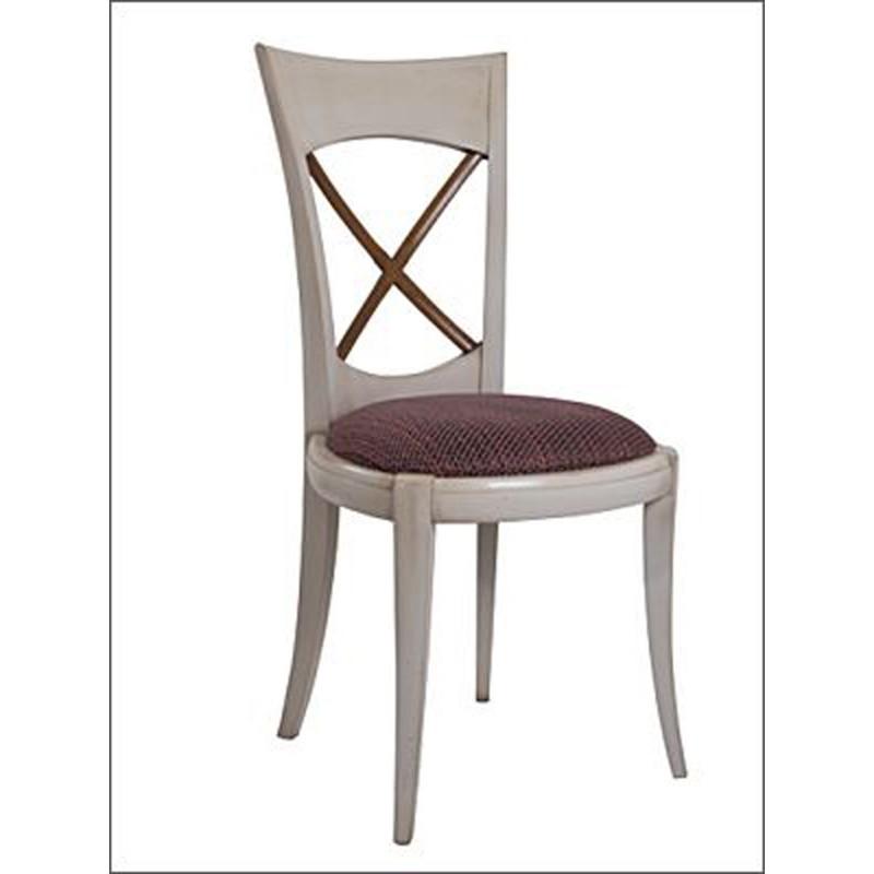 Chaise denia louis philippe en merisier meubles jamet - Chaise merisier louis philippe ...