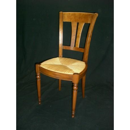 chaise camaret louis philippe en merisier meubles jamet. Black Bedroom Furniture Sets. Home Design Ideas