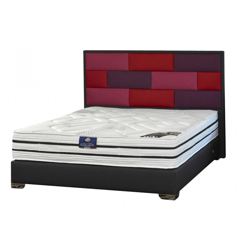 matelas naturial 100 latex naturel meubles jamet. Black Bedroom Furniture Sets. Home Design Ideas