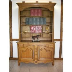 Bibliothèque moderne en bois