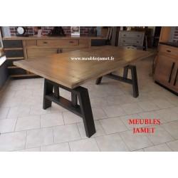 Table style Atelier. Réf. T5422