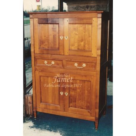 meubles tv directoire meubles jamet. Black Bedroom Furniture Sets. Home Design Ideas