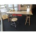Bureau style Atelier gris