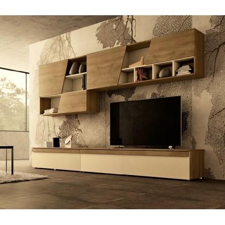 Ensemble meuble TV HIFI
