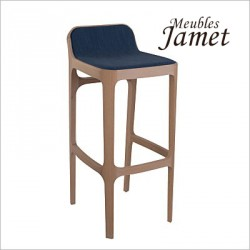 Tabouret de bar design YUME