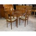 Table ovale Louis Philippe. Réf. T5110