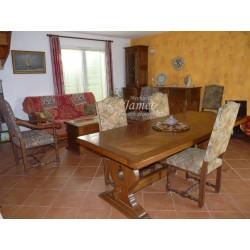 Table monastère. Réf. T5603