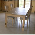 Table contemporaine