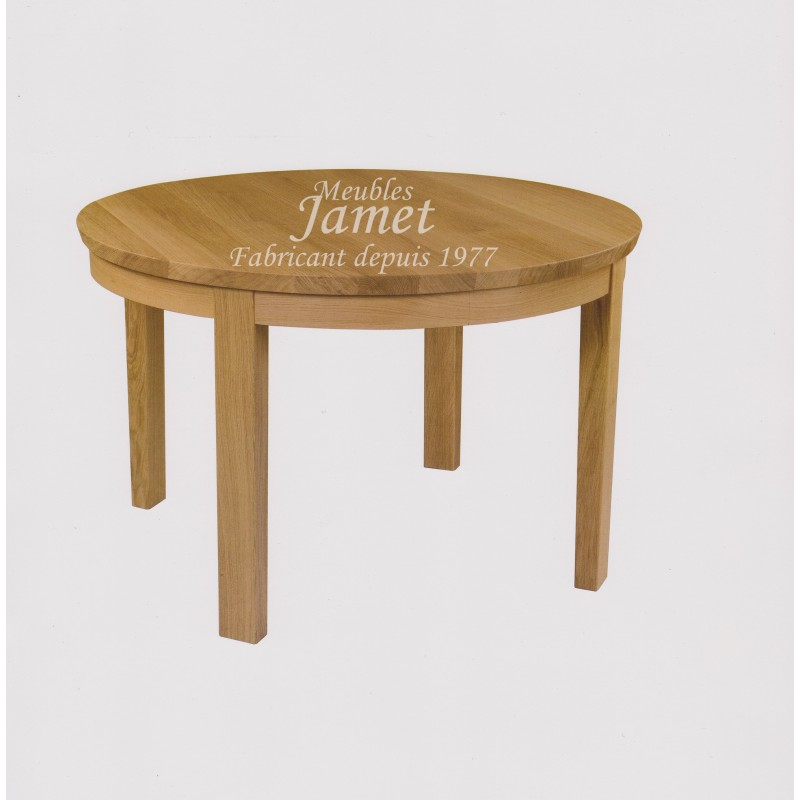 Table contemporaine meubles jamet for Table contemporaine