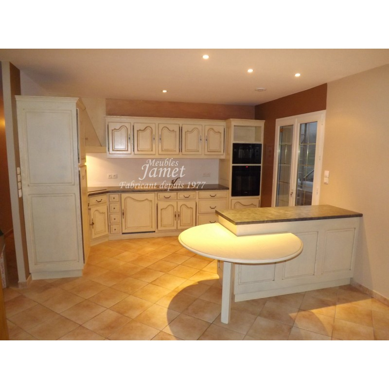 cuisine sur mesures cuisine laqu e. Black Bedroom Furniture Sets. Home Design Ideas