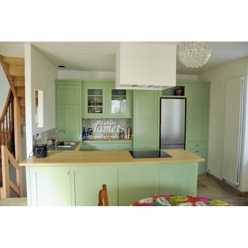 fabricant de cuisines cuisine laqu e. Black Bedroom Furniture Sets. Home Design Ideas