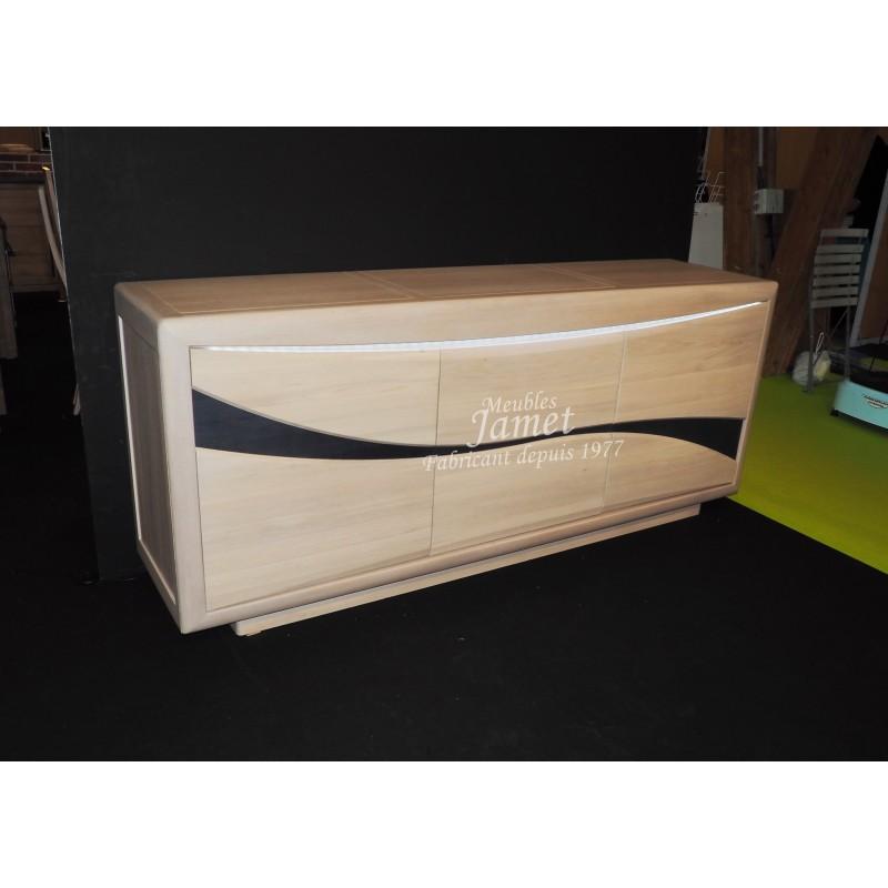 buffet enfilade moderne meuble normand. Black Bedroom Furniture Sets. Home Design Ideas