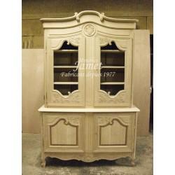 meuble en bois moderne deux corps Cauchois