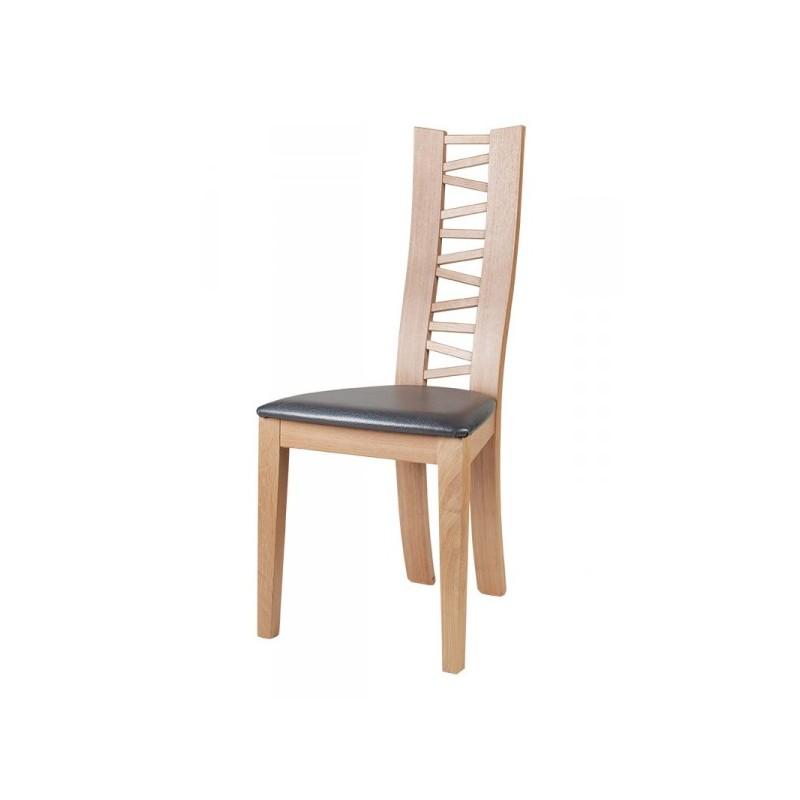 chaise contemporaine et design en bois anis meubles jamet. Black Bedroom Furniture Sets. Home Design Ideas