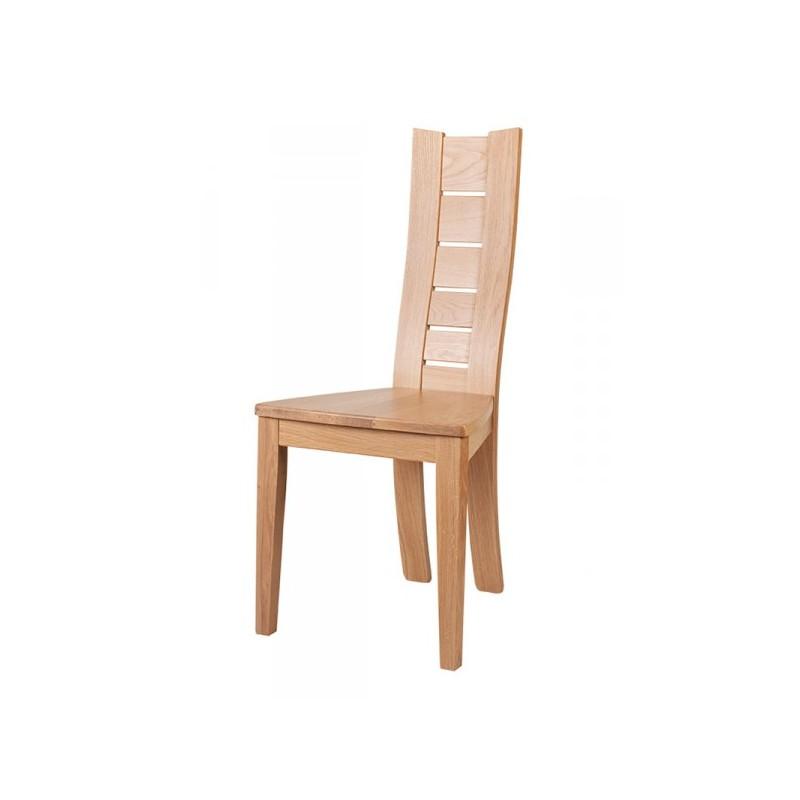 Chaise contemporaine anis meubles jamet for Chaise salon contemporaine