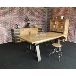 Salle à manger. Style Atelier - MeublesJamet