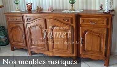 Nos meubles traditionel