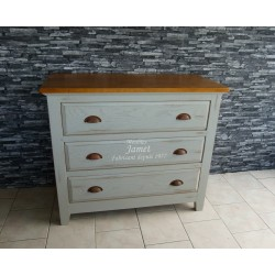 Commode laquée
