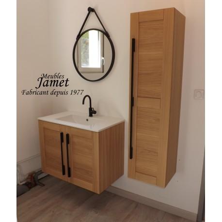 meuble salle de bain contemporain