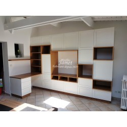 Ensemble living meuble TV