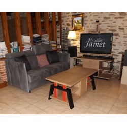 Table basse style Atelier