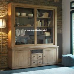 Buffet vaisselier Style Atelier