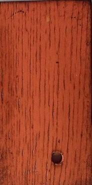 Chêne ROUILLE